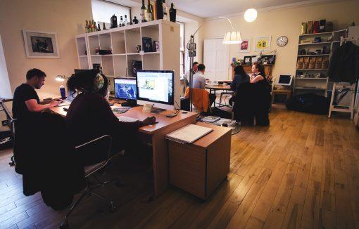 Freelancers at Home