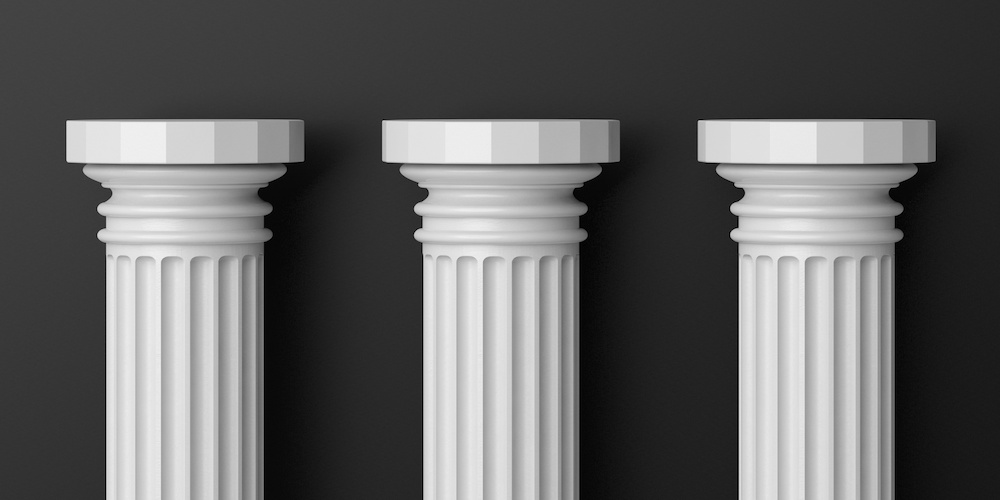 Three Pillars of Retail